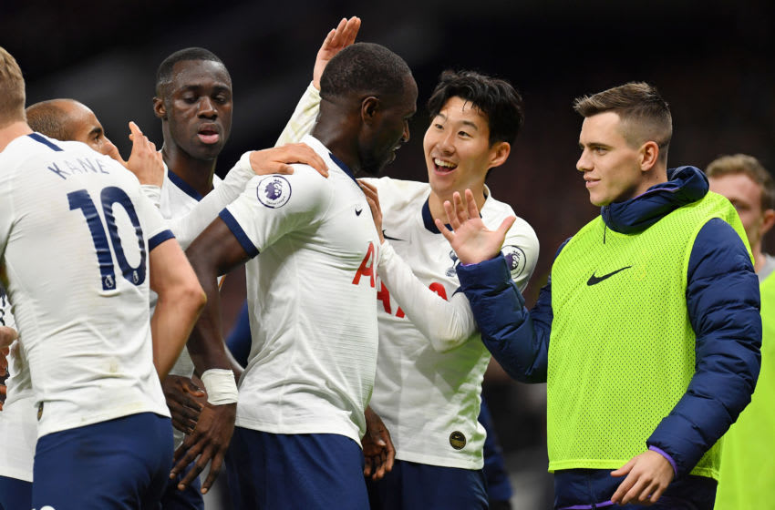 Tottenham Hotspur (Photo by Justin Setterfield/Getty Images)