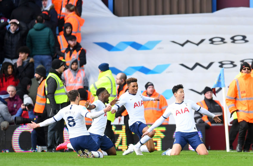 Tottenham (Photo by Laurence Griffiths/Getty Images)