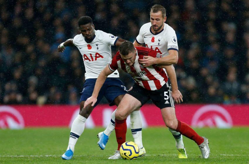 Tottenham (Photo by IAN KINGTON/AFP via Getty Images)