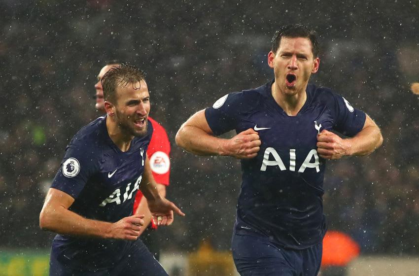 Tottenham, Jan Vertonghen (Photo by Chris Brunskill/Fantasista/Getty Images)