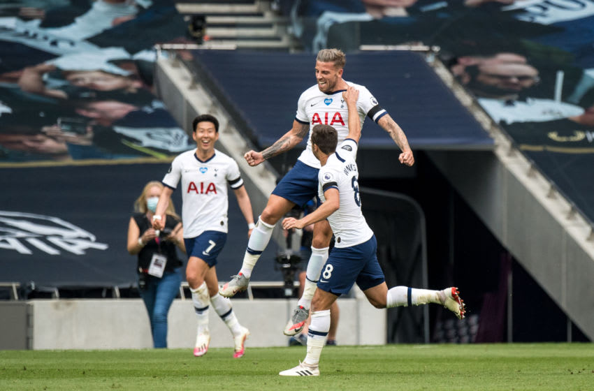 Tottenham (Photo by Sebastian Frej/MB Media/Getty Images)