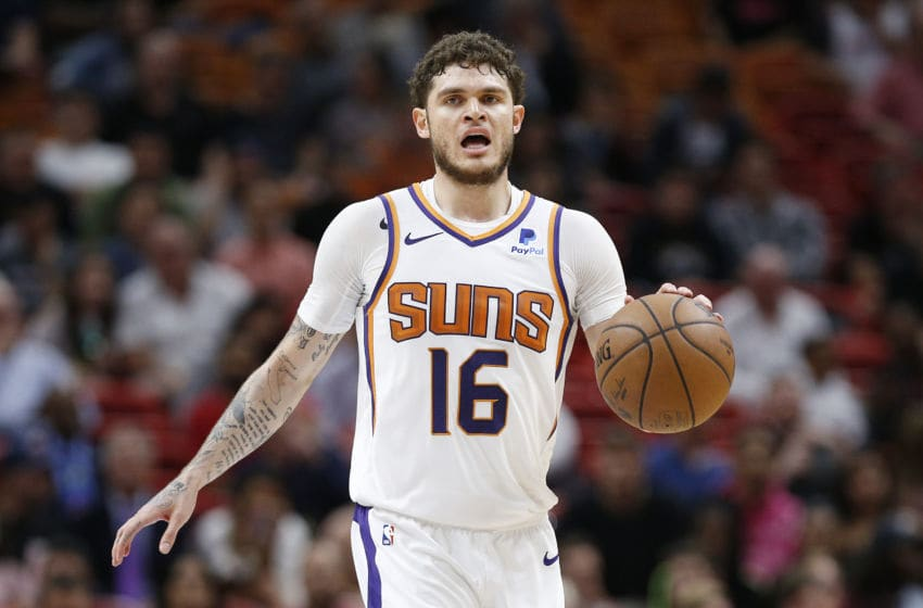 Free agent guard Tyler Johnson | Houston Rockets (Photo by Michael Reaves/Getty Images)