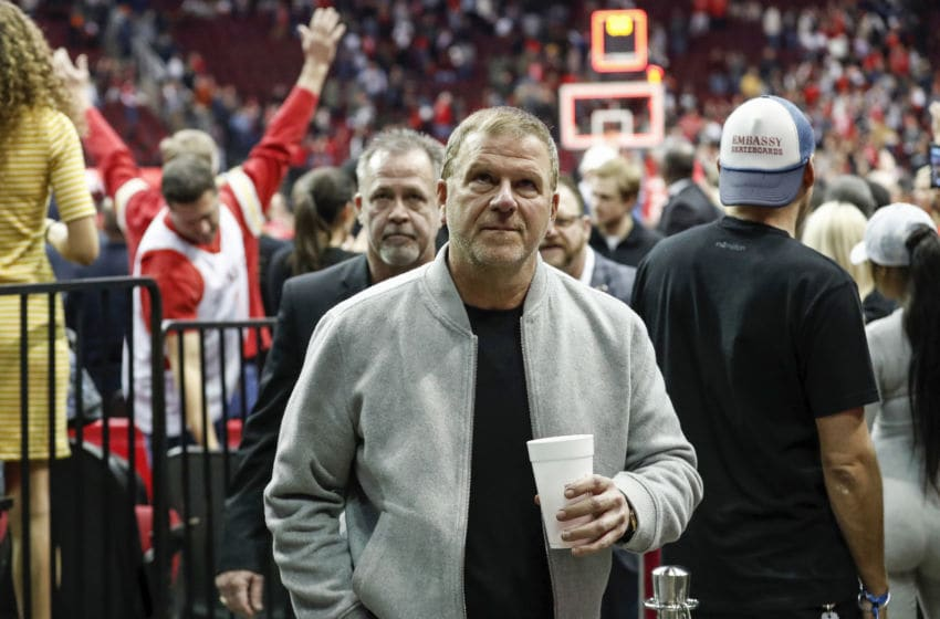 Houston Rockets owner Tilman Fertitta (Photo by Tim Warner/Getty Images)