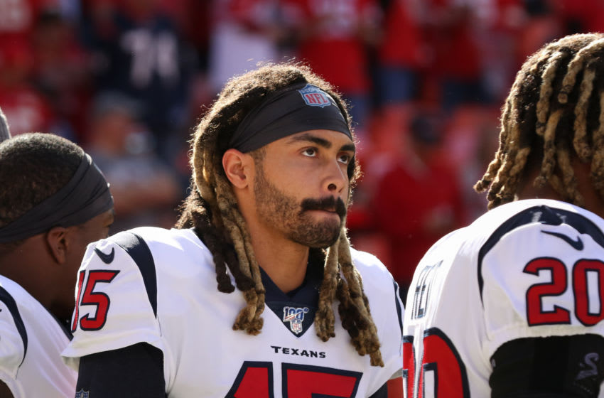 Houston Texans wide receiver Will Fuller (Photo by Scott Winters/Icon Sportswire via Getty Images)