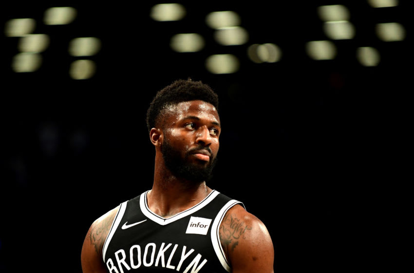 Houston Rockets guard/forward David Nwaba (Photo by Emilee Chinn/Getty Images)