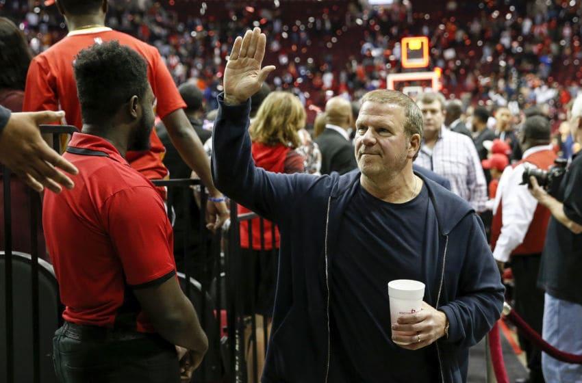 Houston Rockets owner Tilman Fertitta (Photo by Tim Warner/Getty Images)