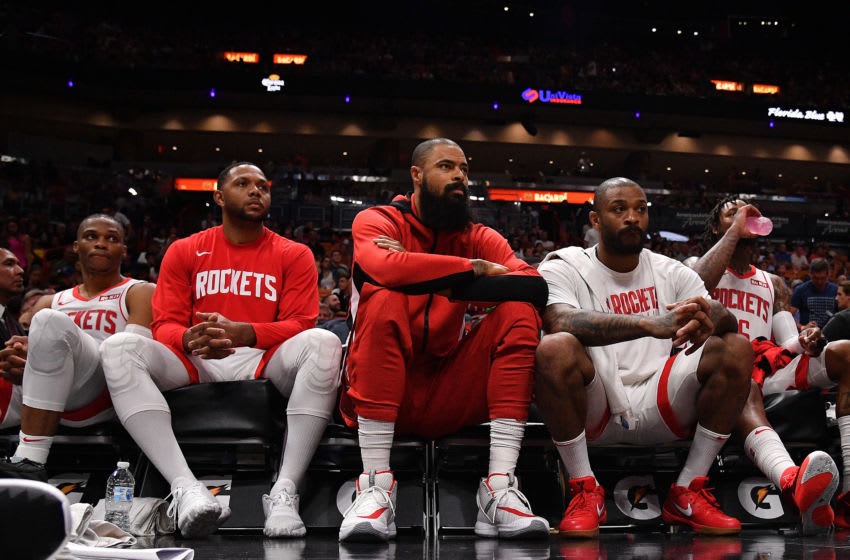 Houston Rockets (Photo by Mark Brown/Getty Images)