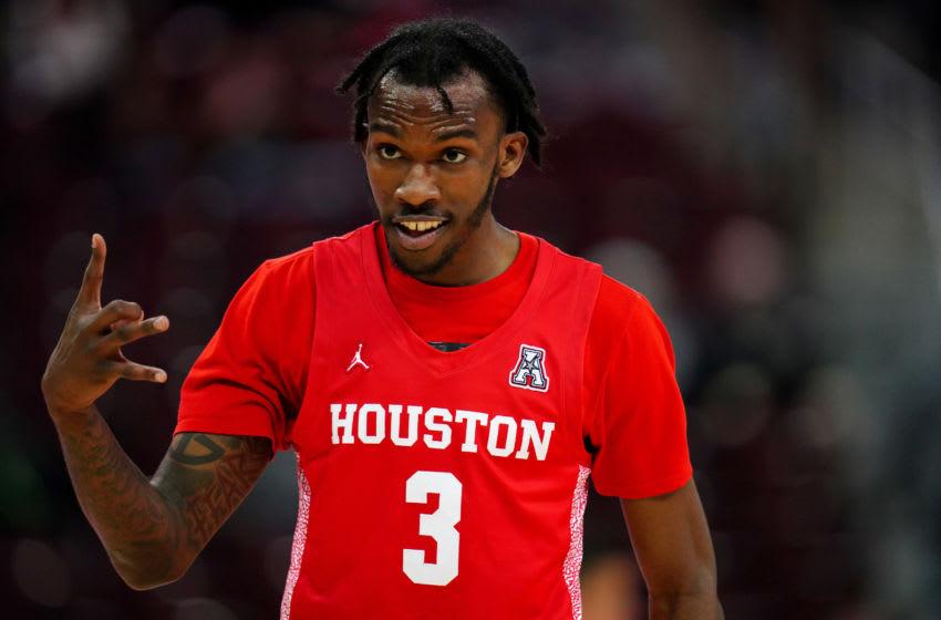 Houston Cougars guard DeJon Jarreau (Photo by Jacob Kupferman/Getty Images)