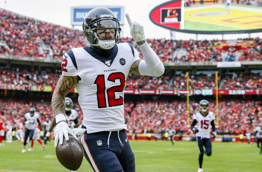 Houston Texans wide receiver Kenny Stills (Photo by Tom Pennington/Getty Images)
