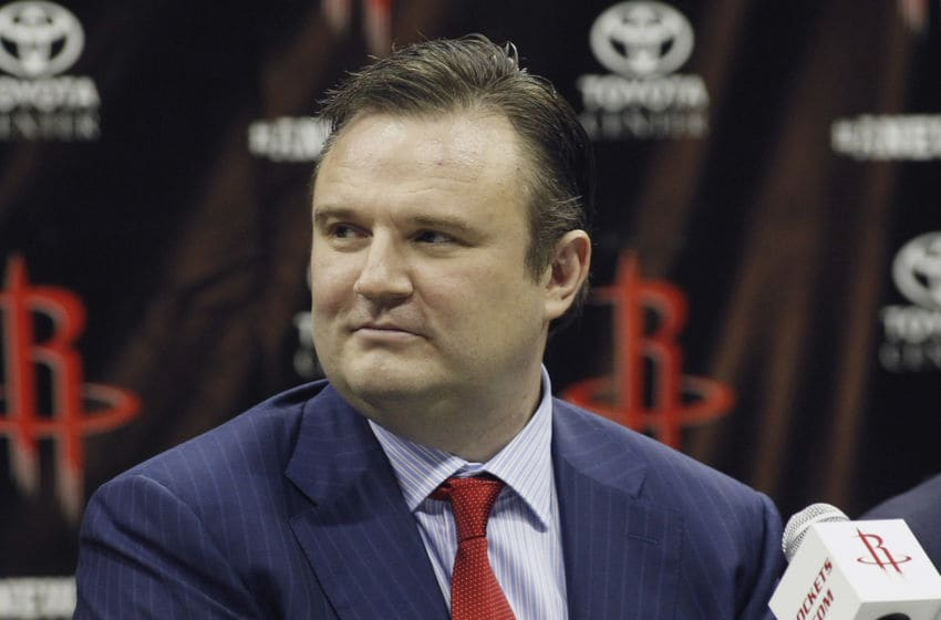 Houston Rockets general manager Daryl Morey (Photo by Bob Levey/Getty Images)