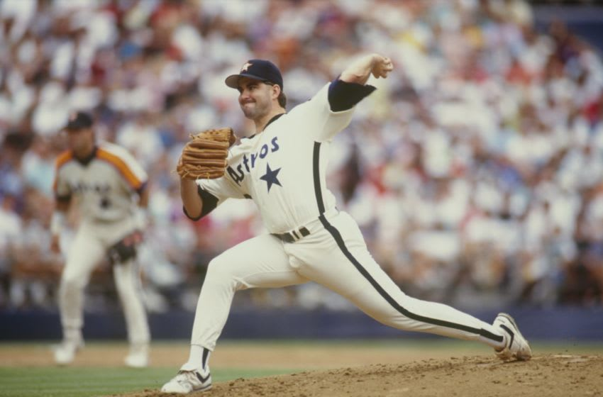 Former Houston Astros pitcher Butch Henry (Photo by Stephen Dunn/Getty Images)
