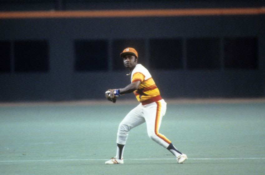 Joe Morgan of the Houston Astros (Photo by Focus on Sport/Getty Images)