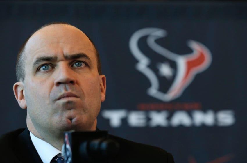 Houston Texans head coach Bill O'Brien (Photo by Scott Halleran/Getty Images)