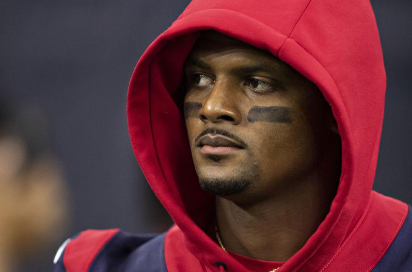 Houston Texans quarterback Deshaun Watson (Photo by Wesley Hitt/Getty Images)