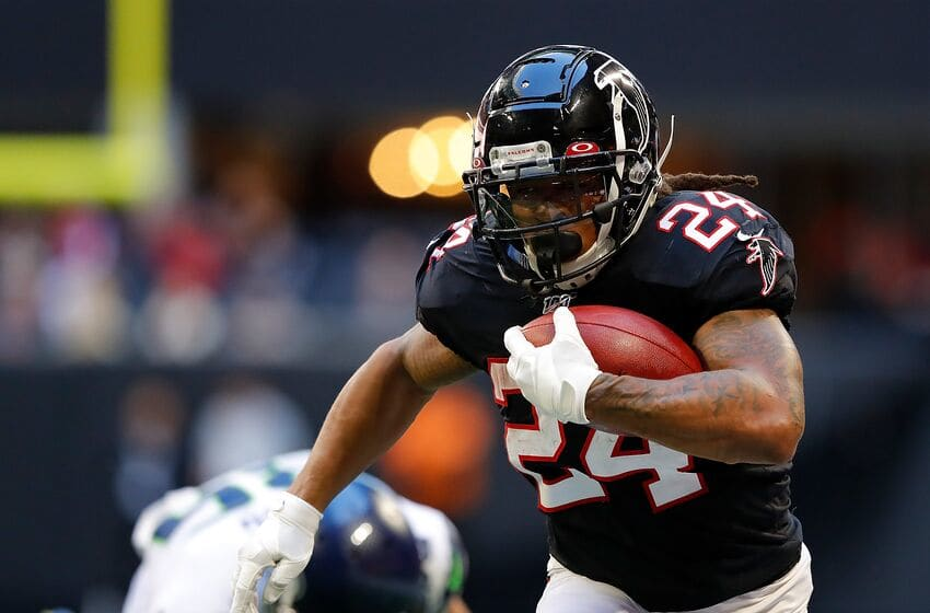 Atlanta Falcons, Devonta Freeman (Photo by Kevin C. Cox/Getty Images)