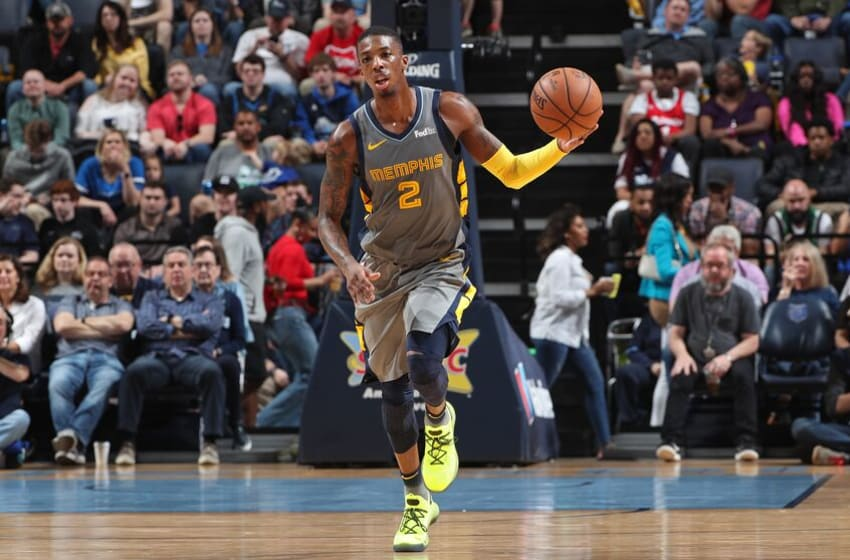 Delon Wright Memphis Grizzlies (Photo by Joe Murphy/NBAE via Getty Images)