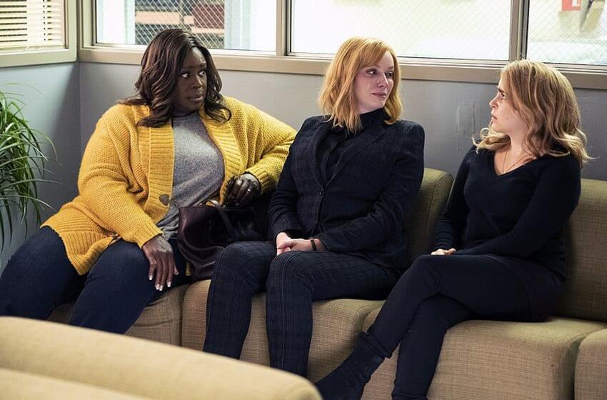 GOOD GIRLS -- Photo by: Justin Lubin/NBC -- Acquired via NBC Media Village