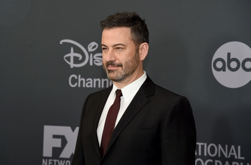 NEW YORK, NEW YORK - MAY 14: Jimmy Kimmel attends the ABC Walt Disney Television Upfront on May 14, 2019 in New York City. (Photo by Jamie McCarthy/Getty Images)