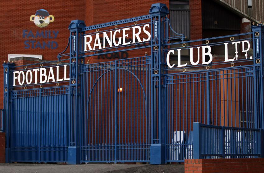 Rangers football club.(Ian MacNicol/AFP via Getty Images)