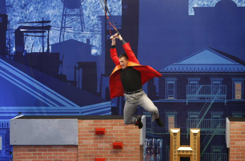 Big Brother casting director shares excitement, teases fans (Ryan Lochte playing HOH Comp Photo: Sonja Flemming/CBS)