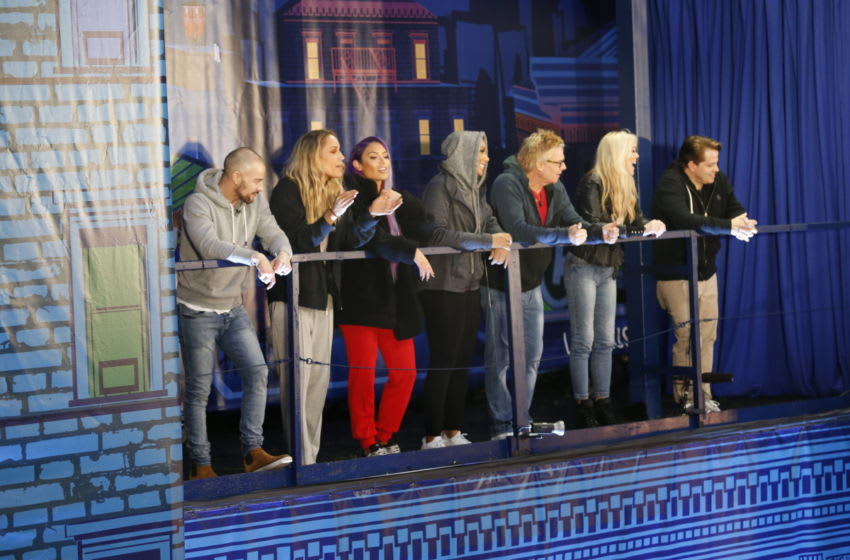 Who won America's Favorite Houseguest on Celebrity Big Brother 2?(CBB2 Episode 2 Photo: Sonja Flemming/CBS)