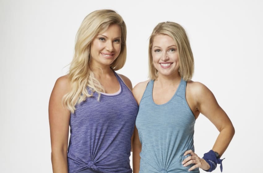 Big Brother teams still doing well on The Amazing Race 31 (Janelle Pierzina and Britney Haynes Photo: Monty Brinton/CBS)
