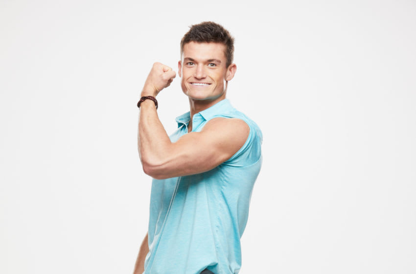 Jackson Michie, houseguest on the CBS series BIG BROTHER, scheduled to air on the CBS Television Network. Photo: Sonja Flemming/CBS ©2019 CBS Broadcasting, Inc. All Rights Reserved