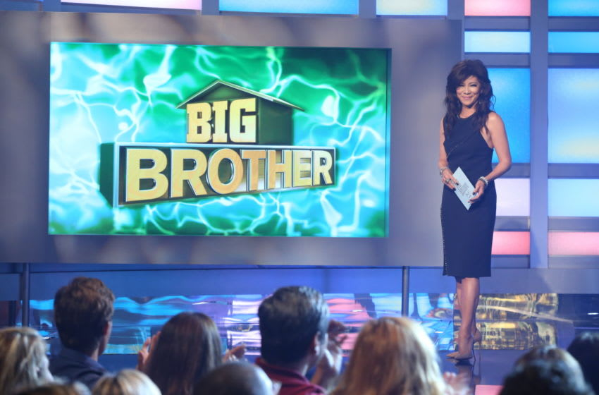 Julie Chen Moonves hosts the 7th live eviction on Big Brother. Big Brother airs Wednesdays (9:00-10:00 PM, ET/PT), Thursdays, featuring the live evictions (9:00-10:00 PM, LIVE ET/Delayed PT) and Sundays (8:00-9:00 PM, ET/PT). Reserved Photo:Monty Brinton/CBS ©2018 CBS Broadcasting, Inc. All Rights Reserved