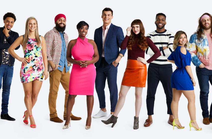 Big Brother Canada Season 8 houseguests.. Image Courtesy Corus/Global TV