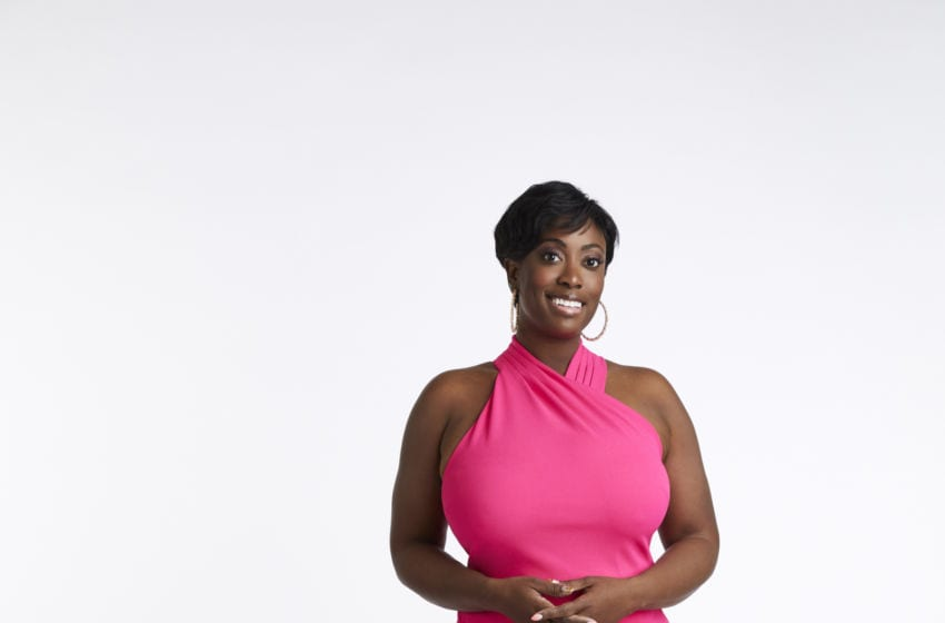 Big Brother Canada Season 8 houseguest Angie Tackie.. Image Courtesy Corus/Global TV