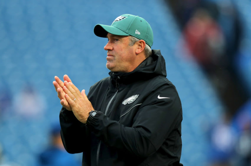 Doug Pederson, Philadelphia Eagles (Photo by Timothy T Ludwig/Getty Images)