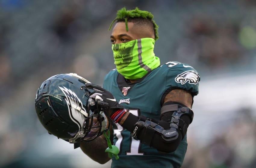 Jalen Mills (Photo by Mitchell Leff/Getty Images)