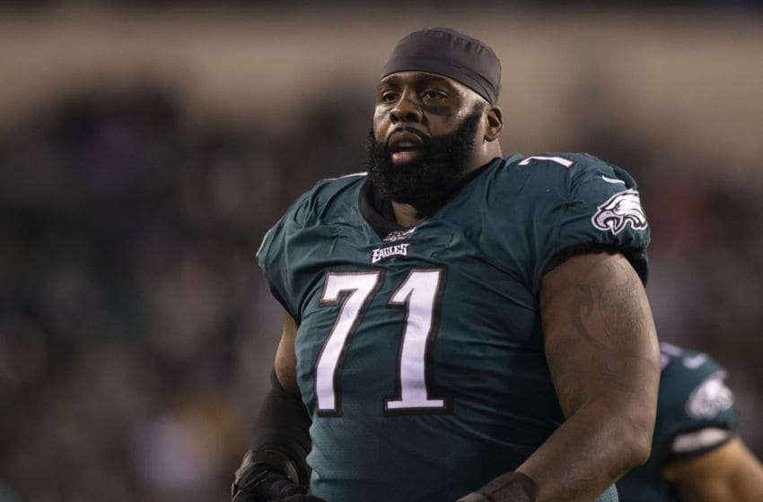 Jason Peters #71, Philadelphia Eagles (Photo by Mitchell Leff/Getty Images)