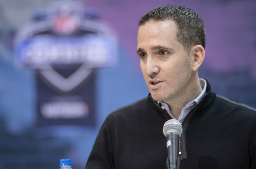 Howie Roseman, Philadelphia Eagles (Photo by Michael Hickey/Getty Images)