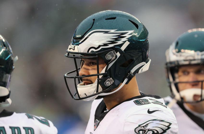 Richard Rodgers, Philadelphia Eagles (Photo by Al Pereira/Getty Images)