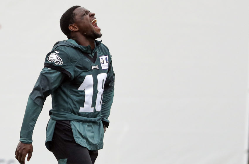 Jalen Reagor, Philadelphia Eagles (Photo by Heather Khalifa-Pool/Getty Images)