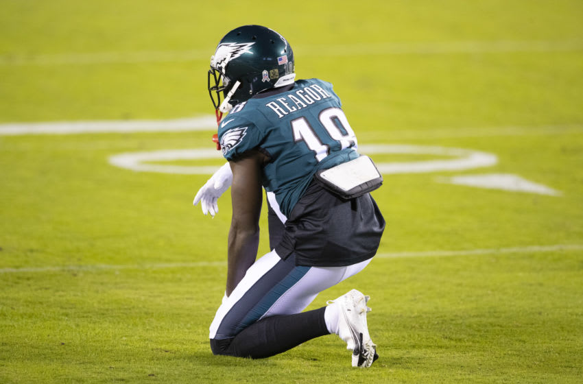 Jalen Reagor, Philadelphia Eagles (Photo by Mitchell Leff/Getty Images)