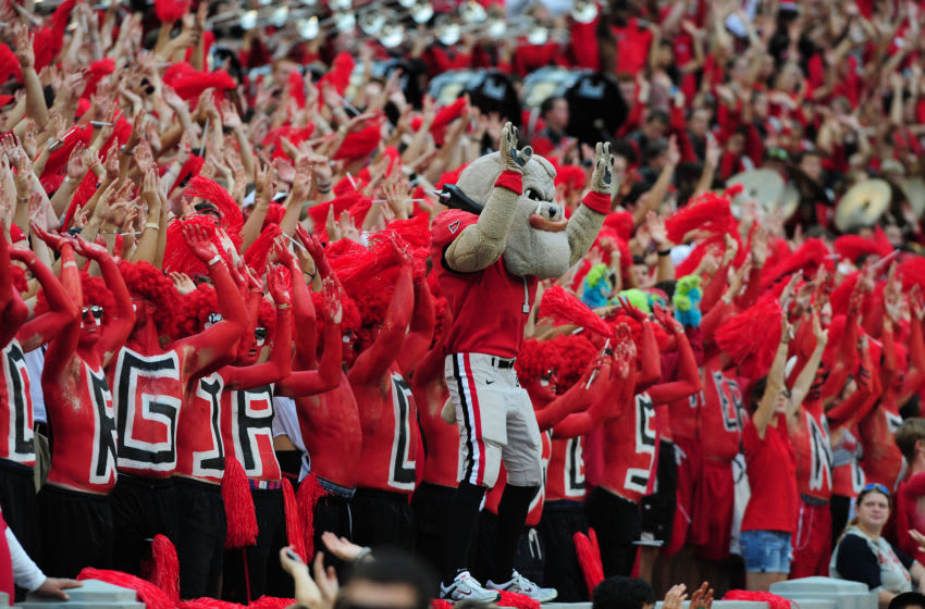 Georgia Bulldogs (Photo by Scott Cunningham/Getty Images)
