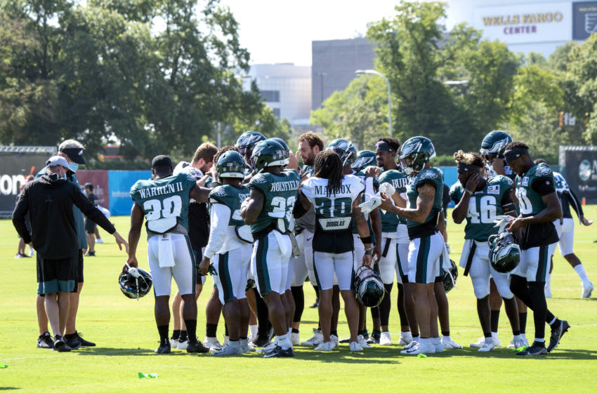 Philadelphia Eagles, (Photo by Chris Szagola-Pool/Getty Images)
