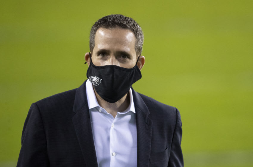 Howie Roseman, Philadelphia Eagles (Photo by Mitchell Leff/Getty Images)
