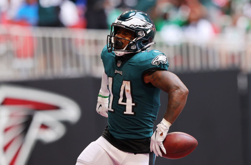 Kenneth Gainwell, Philadelphia Eagles (Photo by Kevin C. Cox/Getty Images)