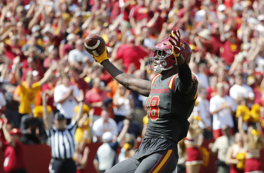 Hakeem Butler (Photo by David K Purdy/Getty Images)