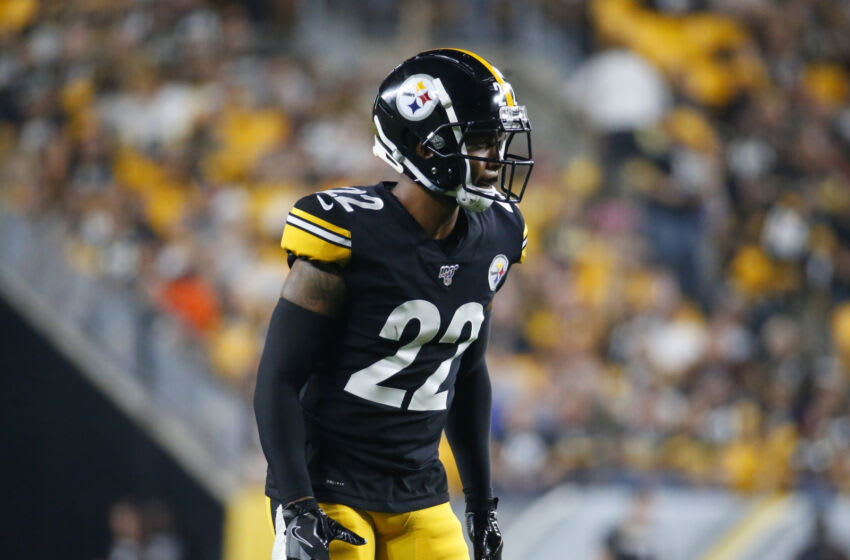 Steven Nelson, Pittsburgh Steelers (Photo by Justin K. Aller/Getty Images)