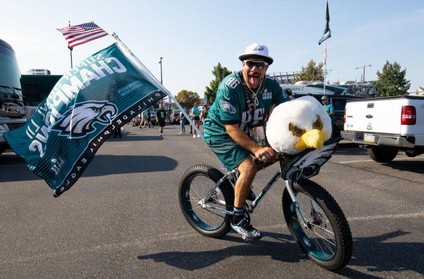 Philadelphia Eagles (Mandatory Credit: Bill Streicher-USA TODAY Sports)