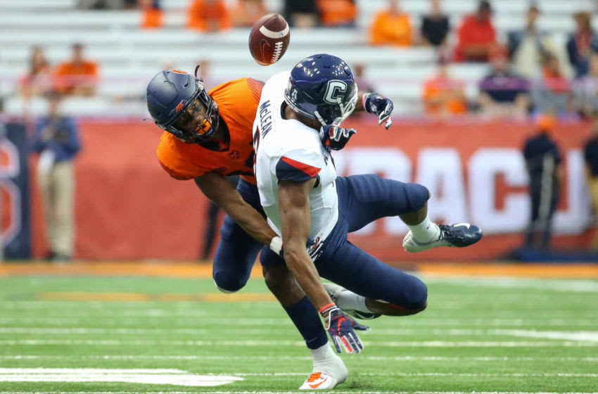 Syracuse football, Andre Cisco (Photo by Rich Barnes/Getty Images)