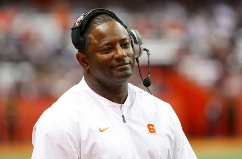 Syracuse football, Umari Hatcher (Photo by Rich Barnes/Getty Images)