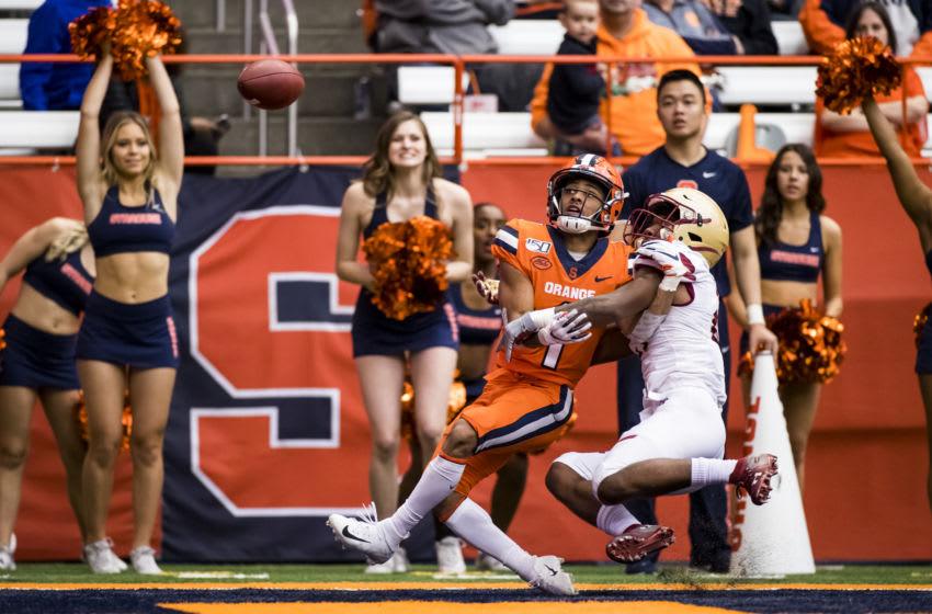 Syracuse football (Photo by Brett Carlsen/Getty Images)