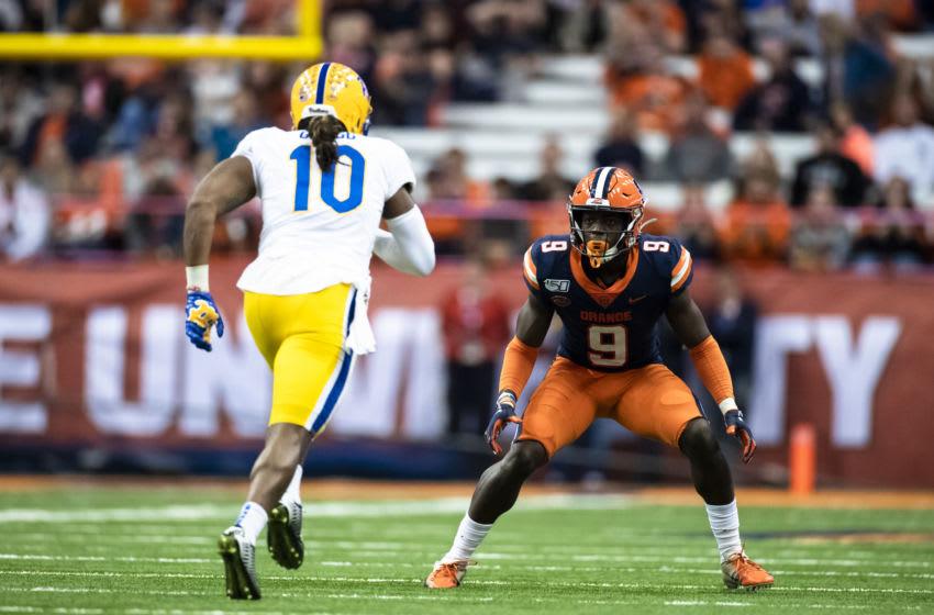 Syracuse football, Evan Foster (Photo by Brett Carlsen/Getty Images)