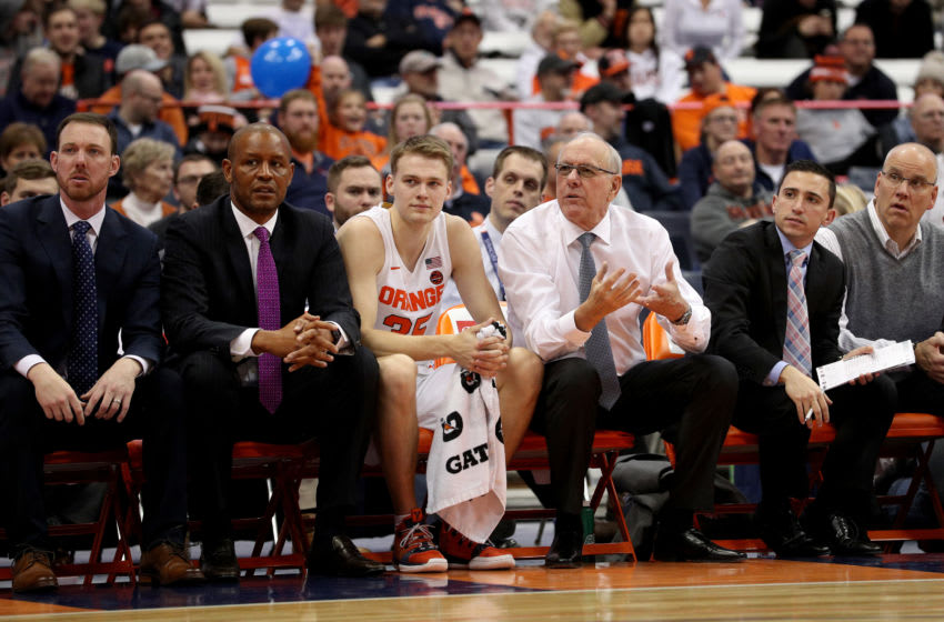 Syracuse basketball (Photo by Bryan Bennett/Getty Images)