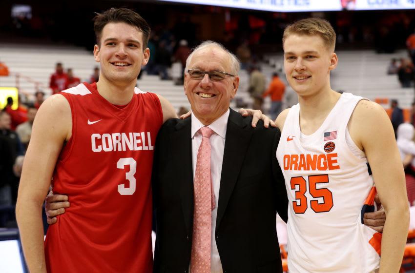 Jim Boeheim, Syracuse basketball (Photo by Bryan Bennett/Getty Images)